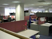 Health and safety management for office environemnts